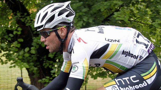 Mark Cavendish v Tour pokračuje.