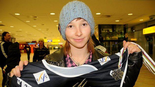 Snowboardistka Šárka Pančochová