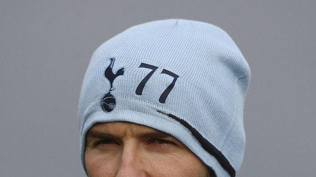 David Beckham si v Tottenhamu vybral číslo 77.
