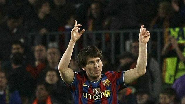 Lionel Messi je největší hvězdou Barcelony - ilustrační foto.