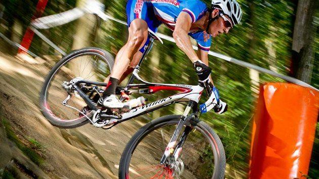 Biker Jaroslav Kulhavý