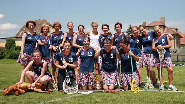 LCC Girlz, vítězky Národní ligy ženského lakrosu