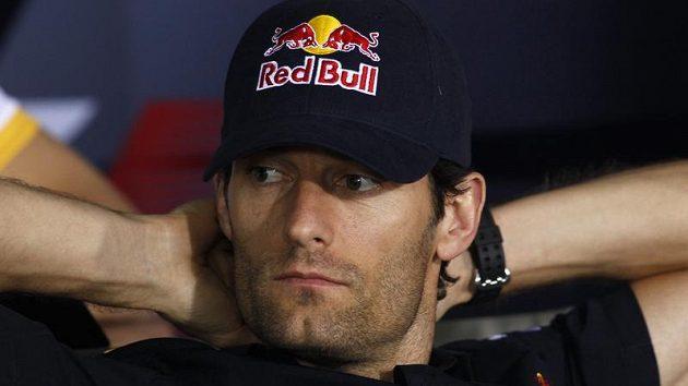 Na domácí trati bude mít velkou podporu diváků Australan Mark Webber.