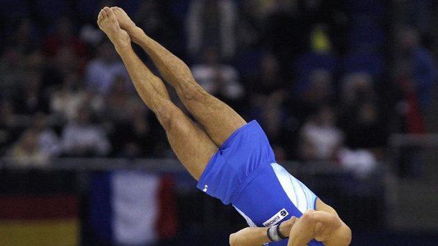 Marian Dragulescu na mistrovství světa v Londýně