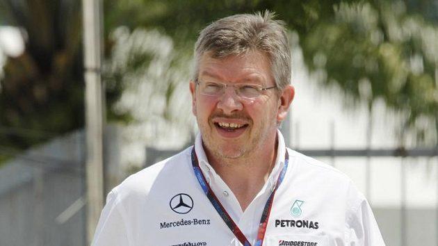 Chystá starý lišák Ross Brawn překvapení pro konkurenci v čele s mistrovským Red Bullem? Již brzy bude jasněji...