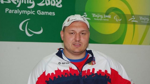Český koulař Martin Němec