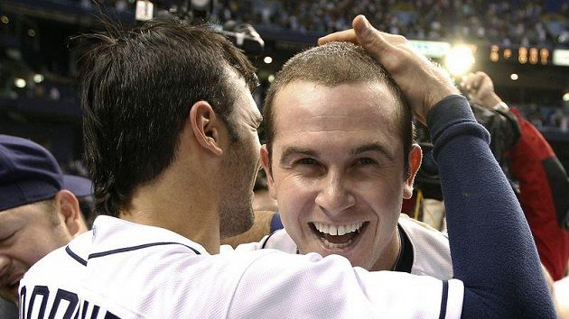 Baseballisté Tampy se radují z postupu do play off.