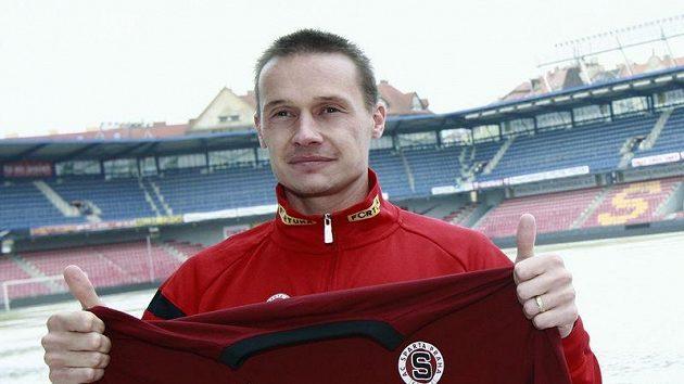Tomáš Zápotočný se stal novou posilou Sparty.