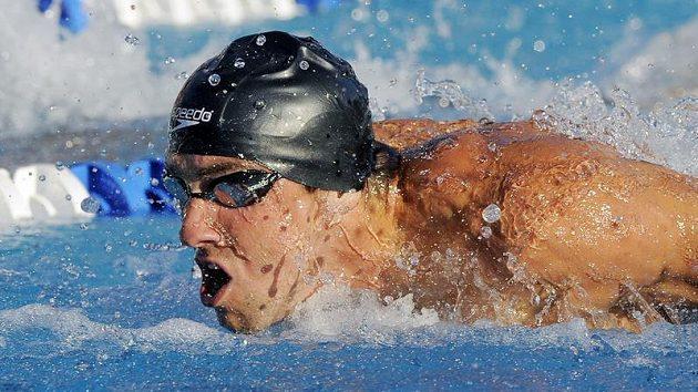 Michael Phelps - ilustrační foto.