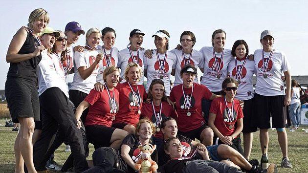 Naváže ženský tým Hot Beaches v Praze na bronzový úspěch z loňského mistrovství Evropy?
