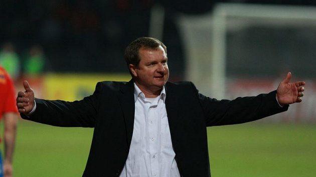 Trenér Plzně Pavel Vrba zažil se svým týmem báječný rok a půl.
