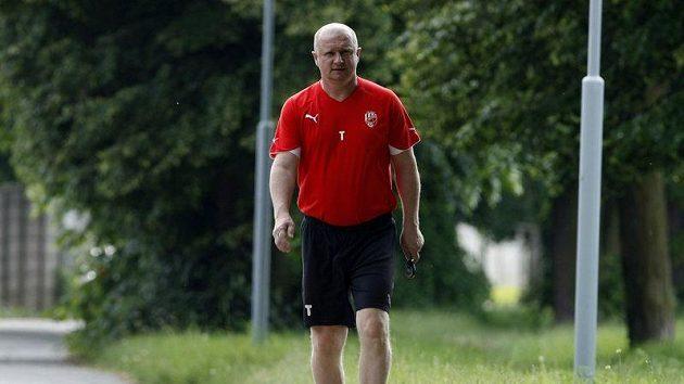 Trenér Plzně Pavel Vrba má bolavou hlavu z neproměňovaných šancí-