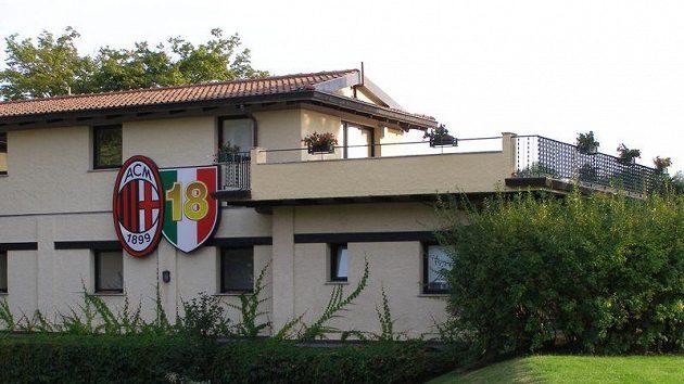 Tréninkové centrum fotbalistů AC Milán