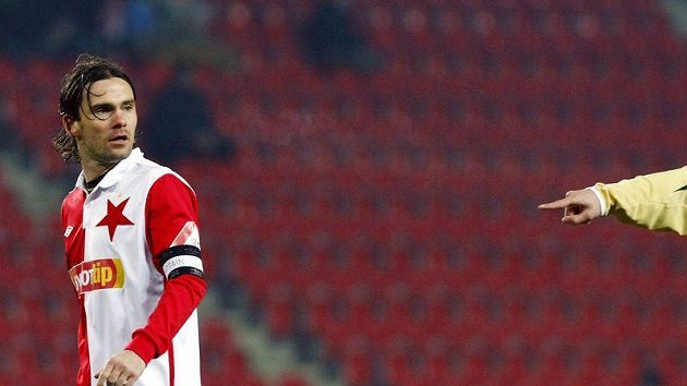 Karol Kisel potáhne Slavii jako kapitán v derby.