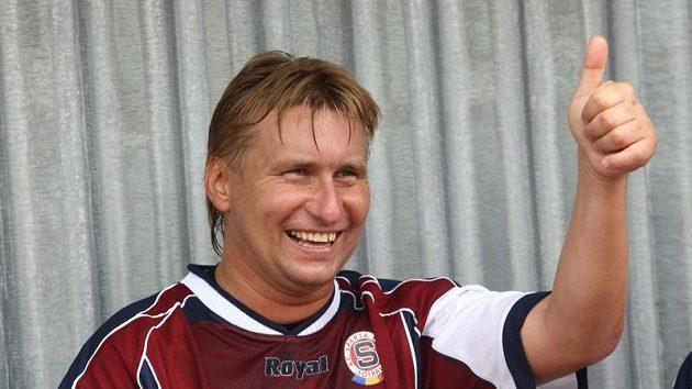 Horst Siegl přeje titul Spartě i Plzni
