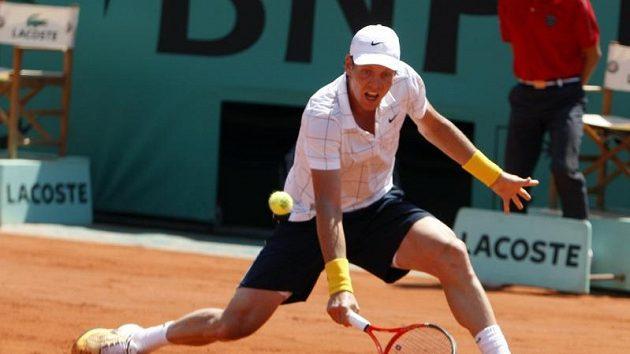 Tomáš Berdych hledá na porážce v semifinále French Open i pozitiva.