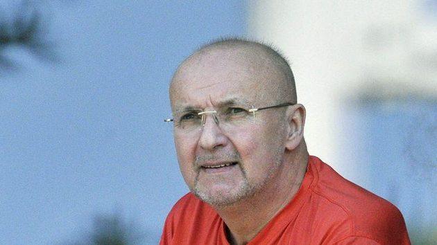 Majitel příbramského klubu Jaroslav Starka