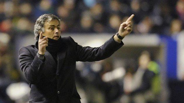 Trenér Realu Madrid José Mourinho nevyloučil návrat do Chelsea.