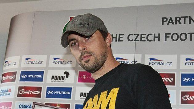 Olomoucký útočník Michal Ordoš odchází do Kapfenbergu