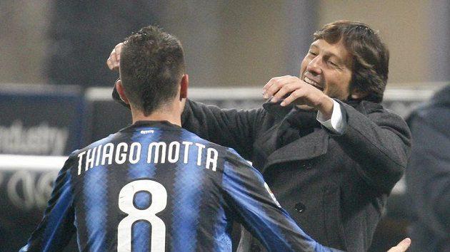 Trenér Leonardo je zatím s Interem stoprocentní.