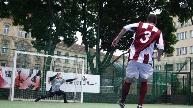 Nike City Cup míří do finále.