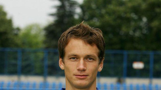 Kapitán fotbalistů Kladna Lukáš Killar