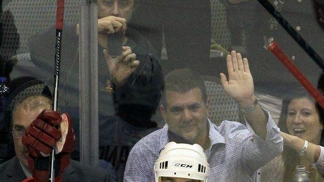 Mike Modano stravíl poslední sezónu v dresu Deitroitu.