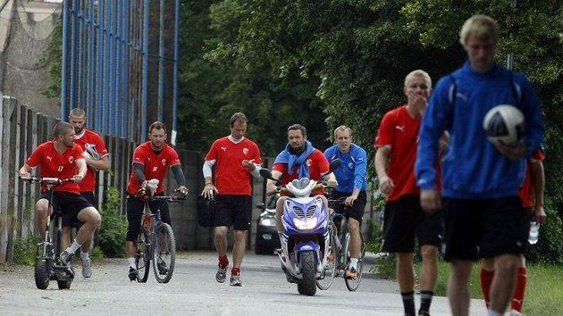 Fotbalisté Plzně budou ve stejném rakouském hotelu jako v loňském roce.