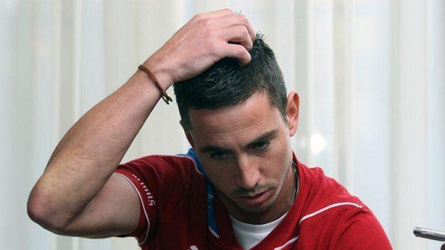 Milan Petržela bude Plzni v příštím zápase chybět.