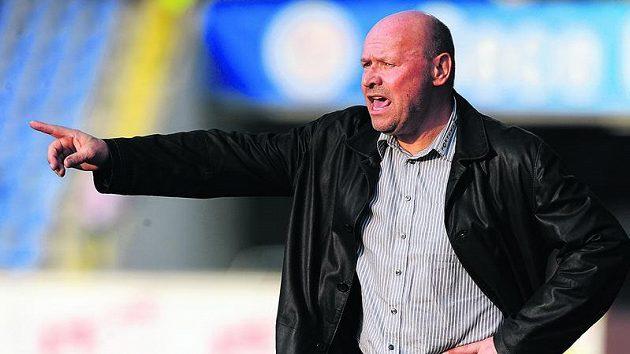 Miroslav Koubek, trenér Baníku Ostrava.