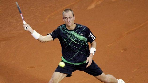 Nizozemec Thiemo de Bakker se nečekaně probojoval do semifinále turnaje v Barceloně.