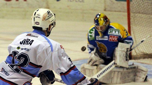 Chomutovský Jíra se tentokrát neprosadil.