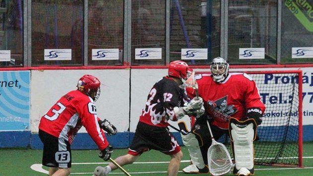 Finále Národní boxlakrosové ligy 2010/2011, LCC Radotín – SK Lacrosse Jižní Město