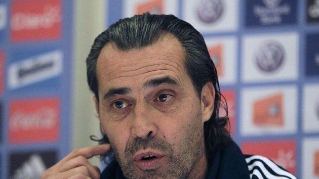 Bývalý trenér argentinské reperezentace Sergio Batista.