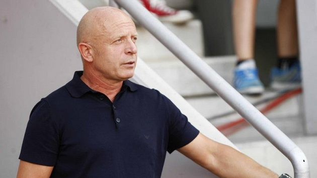 Nový trenér Slovanu Bratislava Karel Jarolím