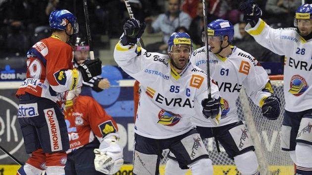 Hokejisté Vítkovic budou mít v přípravě exotického soupeře.