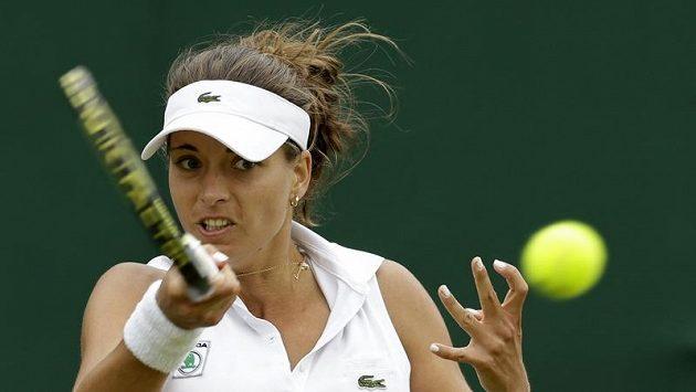 Petra Cetkovská ve druhém kole Wimbledonu
