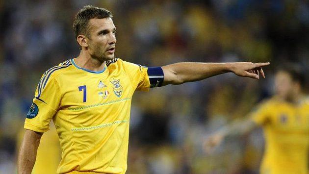 Ukrajinec Andrej Ševčenko skončil s fotbalem