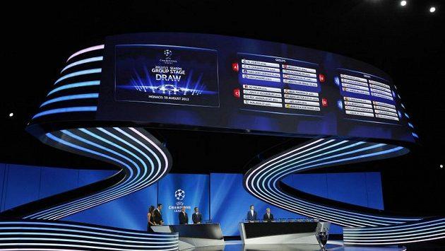 V Monaku byly rozlosovány základní skupiny Ligy mistrů.