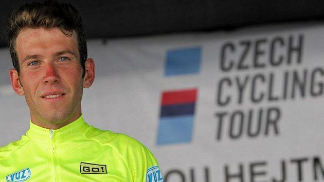František Paďour se stal vítězem etapového závodu Czech Cycling Tour.