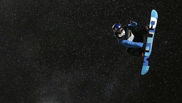 Dvacetiletý finský snowboardista Tonteri znovu vyhrál mistrovství světa.