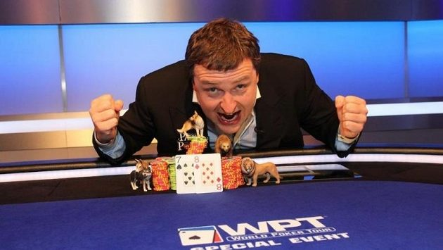 Poker měl své výrazné zastoupení již na právě skončených londýnských olympijských hrách. Tony G. tam jistě propagoval poker jako sport.