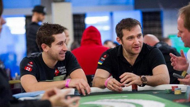 Eugene je americký pokerový hráč, který reprezentuje Ukrajinu