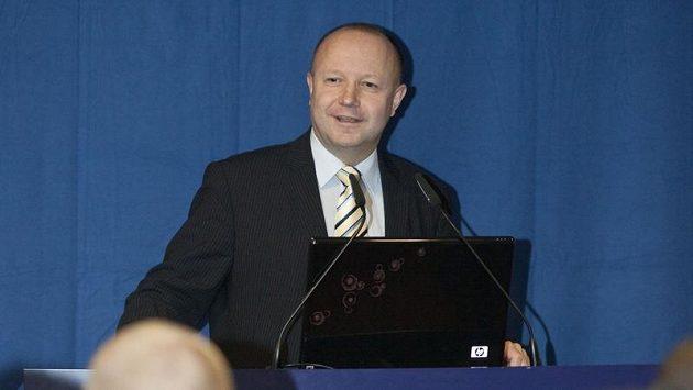 Šéf české kandidatury Petr Fousek