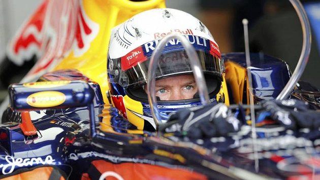 Sebastian Vettel věří, že do vítězné bilance přidá i Velkou cenu Německa.