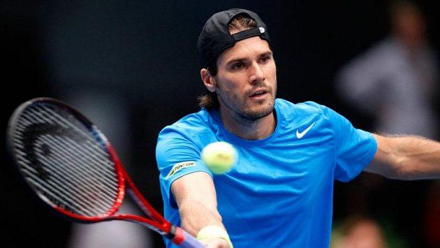 Německý tenista Tommy Haas.
