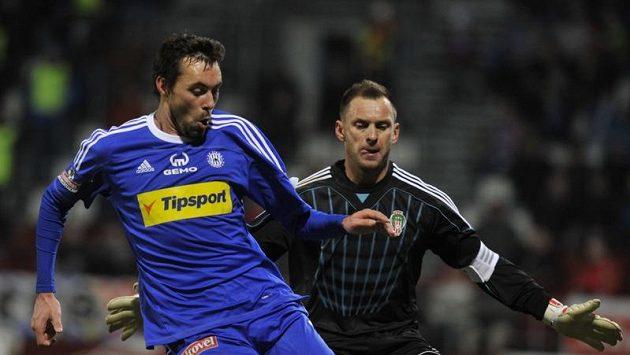 Olomoucký Michal Ordoš zajistil svému mužstvu postup do pohárového finále.