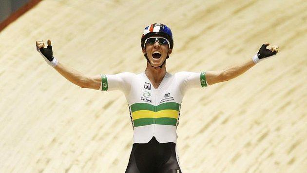 Dráhový cyklista Cameron Meyer z Austrálie