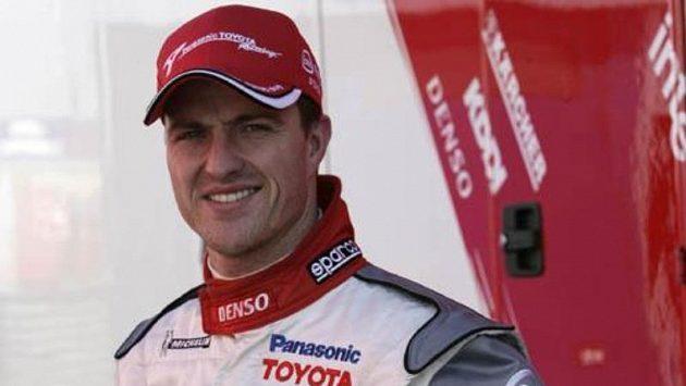 Ralf Schumacher - archivní foto