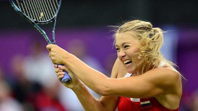Ruská tenistka Maria Šarapovová má zatím v Istanbulu stoprocentní bilanci.